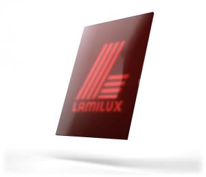 Kompozytowa podświetlana kolorowa płyta elewacyjna LAMILUX